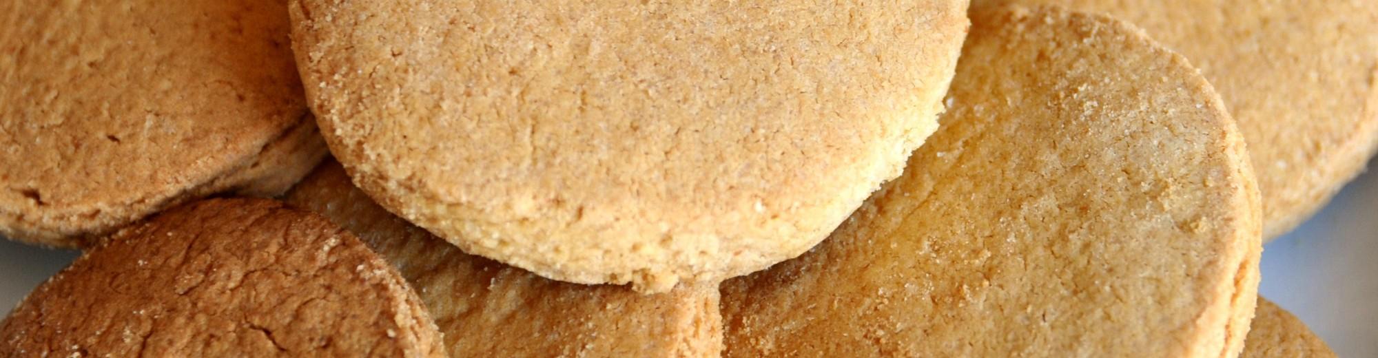 Biscotti Farina Gialla di Storo