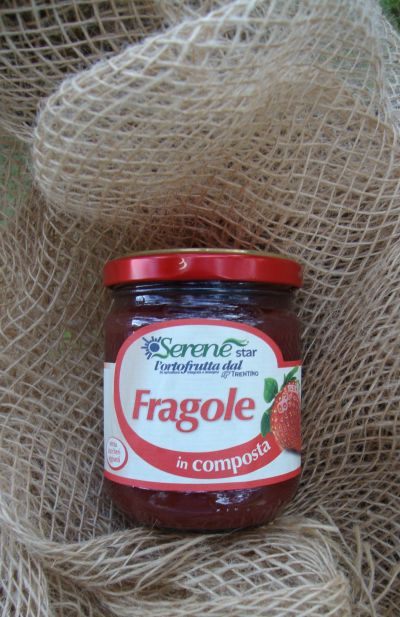 Fragole in composta